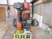 Villiers c30 Petrol engine. Rare, collector's engine