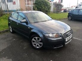 *****Audi A3 1,9 Tdi Full service history Very Good condition*****Sell or Swap