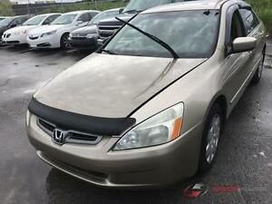 HONDA ACCORD 2003 AUTOMATIQUE A/C