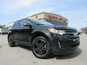 2014 Ford Edge SEL AWD, NAV, ROOF, LEATHER!