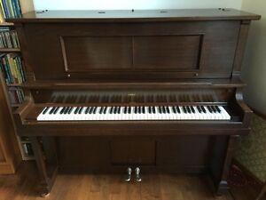 1915 Ennis Piano/Pianola