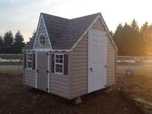 Playhouses for your Backyard 6'x8' from $2399