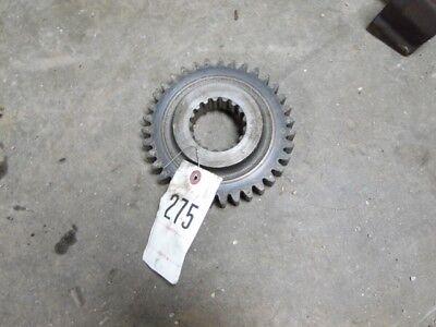 International Harvester 1066 Tractor Park Lock Gear Tag 275