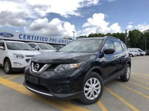 2016 Nissan Rogue S |AWD|Bluetooth|Remote Start|Back-Up Camer...