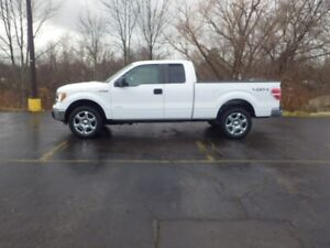 2011 Ford F-150 XLT EXT 4X4
