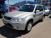 2010 Ford Escape ZD Silver 4 Speed Automatic Wagon Campbelltown Campbelltown Area Preview