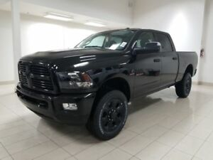 2018 Ram 2500 SLT « ALL BLACK » CREW