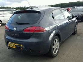 Seat Leon 1.6 16v 2006 For Breaking