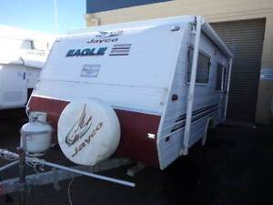 2003 Jayco 12' Eagle Pop Top Moonah Glenorchy Area Preview