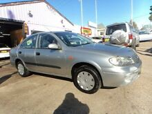 2004 Nissan Pulsar N16 MY03 ST Silver 4 Speed Automatic Sedan North St Marys Penrith Area Preview