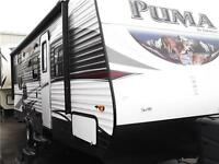 2015 Puma 23RBFQ - Great family trailer