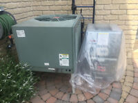 Thermopompe et Fournaise / Heat pump and Furnace EXCELLENT
