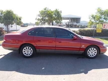 2001 Holden Statesman Sedan