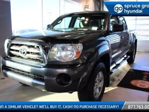 2010 Toyota Tacoma V6 DOUBLE-CAB, ONE OWNER, GREAT CONDITION