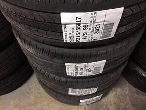 215/55/17 Michelin Primacy MXV4 (All Season)