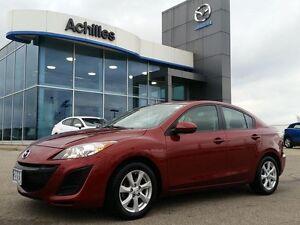 2011 Mazda MAZDA3 GS, Auto, Moonroof, Alloys