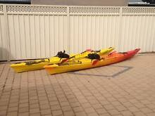 2 x Dag Midway Kayaks with extras Dianella Stirling Area Preview
