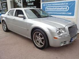 2007 Chrysler 300C 3.0CRD V6 auto FINANCE WELCOME P/X