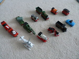 Die Cast Thomas Take and Play Trains - Will Separate