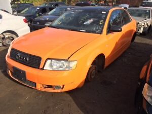 2003 Audi A4 just in for parts at Pic N Save!