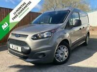 2017 17 FORD TRANSIT CONNECT 1.5 200 TREND P/V 100 BHP DIESEL