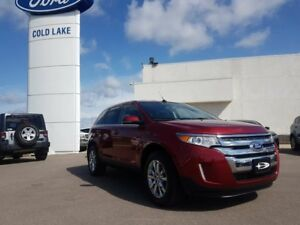 2014 Ford Edge LIMITED AWD, NAVIGATION, CLASS II TOW, HID HEADLA
