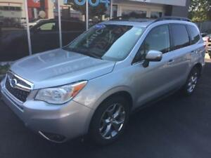 2015 Subaru Forester i Limited w/Tech Pkg
