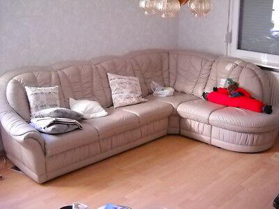 sessel leder beige gebraucht kaufen nur 4 st bis 70 g nstiger. Black Bedroom Furniture Sets. Home Design Ideas