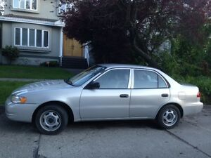 One hand owner Toyota Corolla VE car for sale