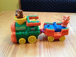 Fisher Price Little People Musical Trains