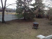 A Perfect Home for your Family! HUGE YARD, Plenty of Space!