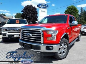 2015 Ford F-150 XLT *2.7L ECOBOOST**XTR CHROME PACKAGE*