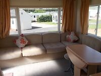 Cheap Static Caravan Holiday Home For Sale Eyemouth, Scotland. Breath-taking Sea-views.