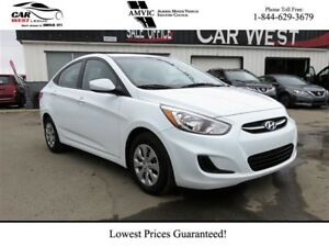 2016 Hyundai Accent ACTIVE-ECO | HEATED SEATS | BLUETOOTH