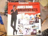 James Bond Record