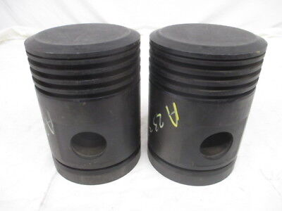 Vintage Pistons - Lot2 For John Deere A Tractor A2338r