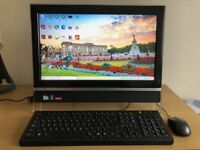 PACKARD BELL ALL IN ONE PC - TOUCH SCREEN 20inch (LIKE NEW)