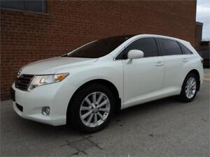 2012 Toyota Venza FWD PANO ROOF TOURING 4CYL SAFETY INC CAMERA