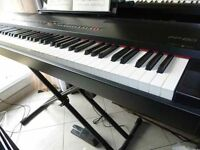 Roland fp 80 electric stage piano