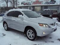 2010 Lexus RX 450h AWD NAV DVDS BLUETOOTH SUNROOF BACK UP CAM Ottawa Ottawa / Gatineau Area Preview