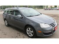 2009 Volkswagen Jetta SPORT TDI CLEAN CARPROOF FULLY LOADED