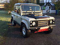 Land Rover 110 Defender County Double Cab Td5 - Stunning Custom Build - Price Reduced to Sell!