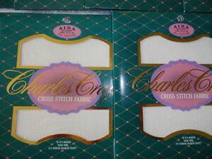 Aida, Cross Stitch Fabric. Cambridge Kitchener Area image 3