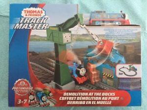 Thomas & Friends Trackmaster, Demolition At The Docks