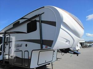Forest River WILDCAT XL F295RSX 5TH WHEEL