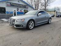 2010 Audi S5 AWD 6 speed 4.2L v8 Safetied we finance Belleville Belleville Area Preview
