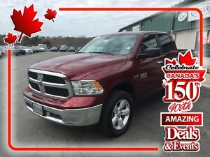 2017 Ram 1500 SLT CREW CAB ( CANADA DAY SALE!) NOW $32,950