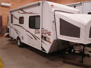 2013 KZ Spree Escape 18RBT