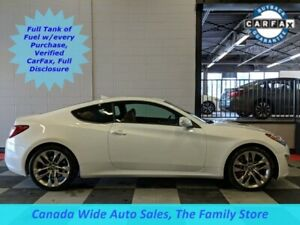 2015 Hyundai Genesis Coupe GT, Leather, Heated Seats