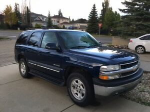 2002 Chevrolet Tahoe LT - Perfect Winter Vehicle
